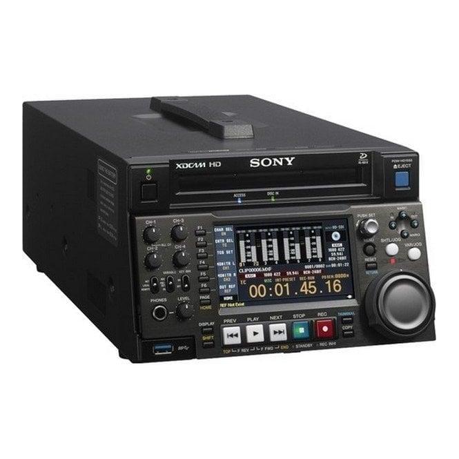 Sony PDW-HD1550 XDCAM HD422 Professional Disc Recorder