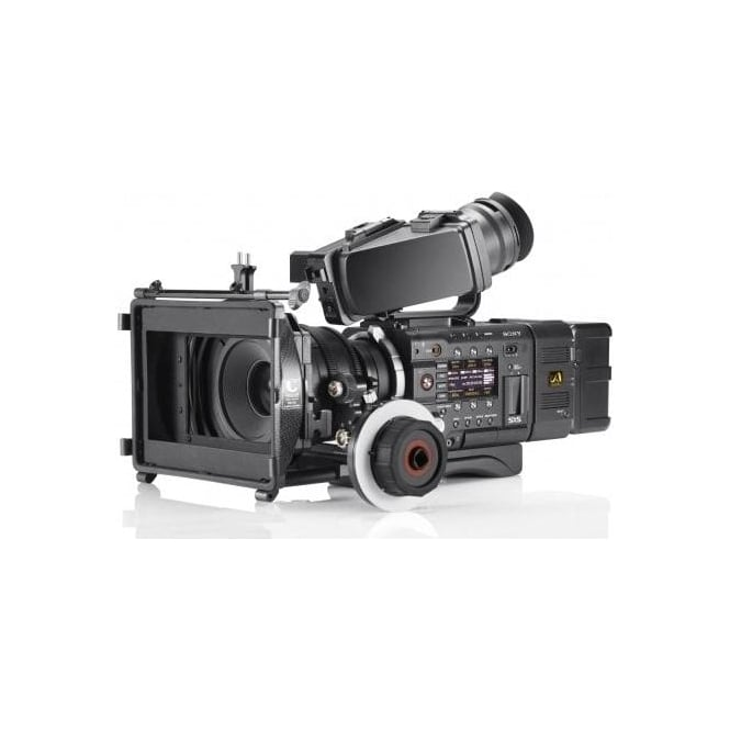 Sony PMW-F55/CBK-55BK F55 Camera + ENG Shoulder Kit