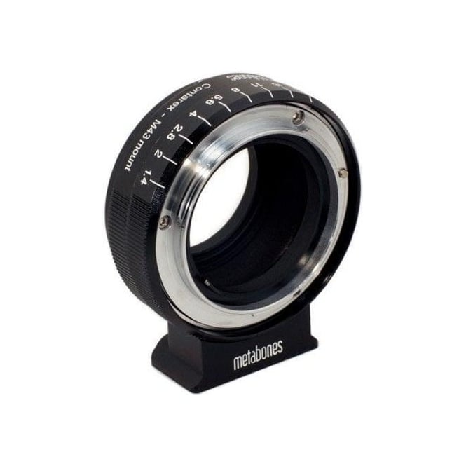 Metabones MB_CX-m43-BM1 Contarex to Micro Four Thirds Adapter