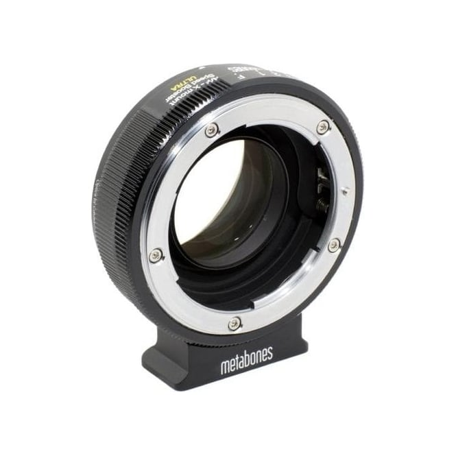 Metabones MB_SPNFG-X-BM2 Nikon G to Fuji X Speed Booster Ultra