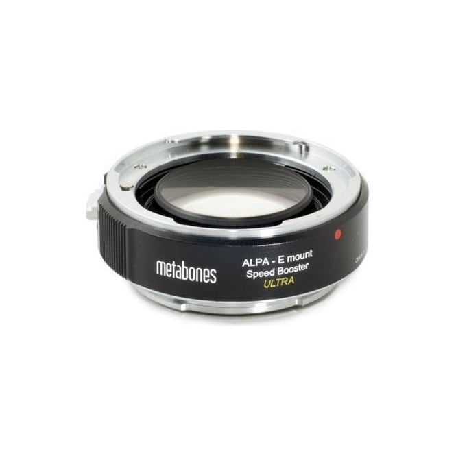 Metabones MB_SPALPA-E-BM2 ALPA Lens to Sony NEX Speed Booster Ultra