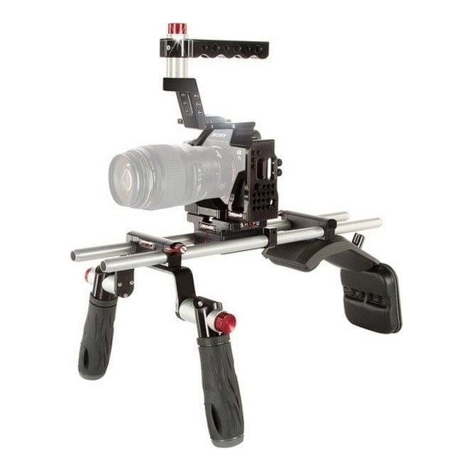 Shape SH-ALPSM Cage with Shoulder Mount System for Sony a7 II, a7S II, & a7R II