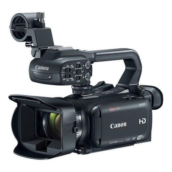 Canon XA35 Compact Full HD Camcorder