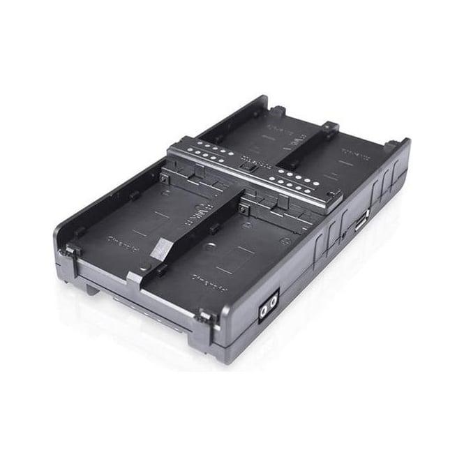 Fomex FL-4in1-SLVA NPF to V-Mount Battery Adaptor for FL-600
