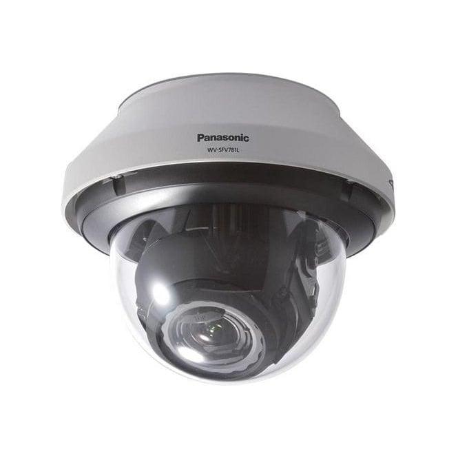 Panasonic PAN-WVSFV781L WV-SFV781L 4K External Dome Camera
