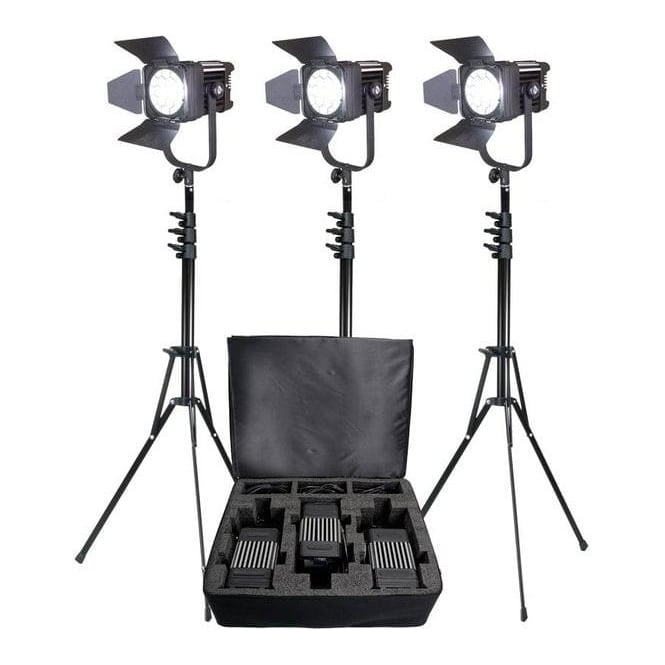 Datavision DVS-LEDGO-D600LK3 Three Light LEDGO-D600 Lighting Kit