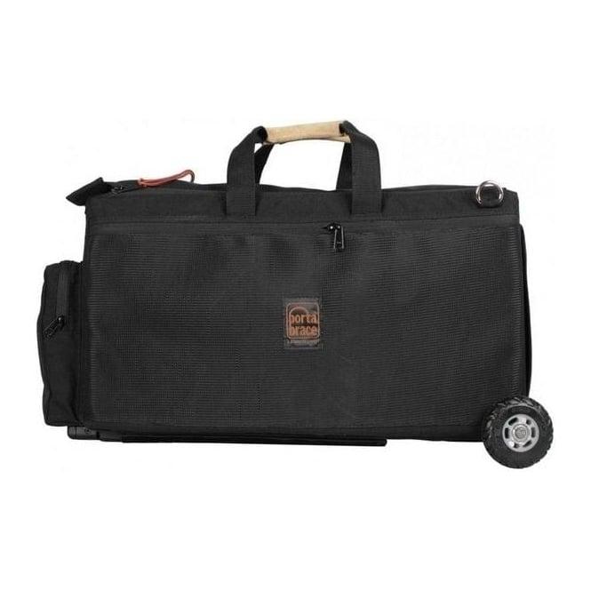 Portabrace RIG-FS7XLOR RIG Wheeled Carrying Case Sony PXW-FS7 Black Extra Large