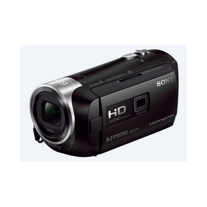 Sony HDRPJ410B.CEH Full HD Handycam Camcorder with Built-in Projector