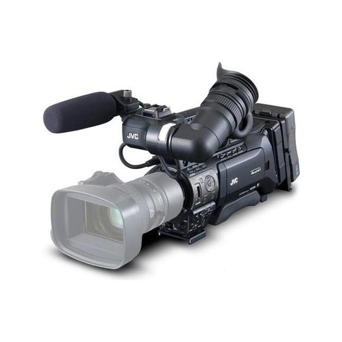 JVC GY-HM890CHE Full HD Shoulder-Mount ENG/Studio Camcorder Body Only