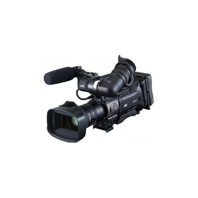 JVC GY-HM890E Full HD shoulder-mount ENG/studio camcorder