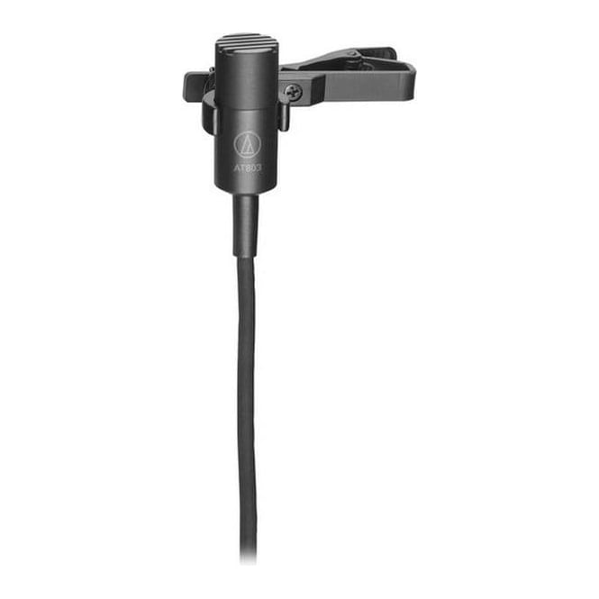 Audio-Technica AT803 Miniature omnidirectional condenser microphone