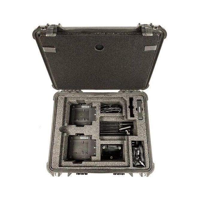 Paralinx PAR-THS2DV Tomahawk SDI 1:2 Deluxe Package - V-Mount