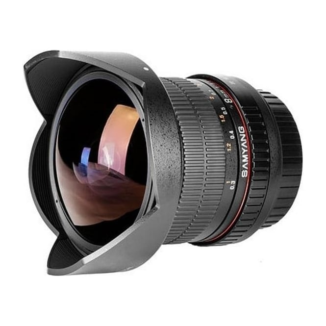 Samyang 7622 8mm f3.5 UMC Fisheye CS II Lens - Sony E Fit