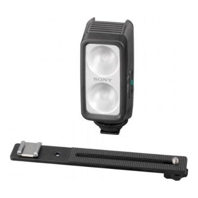 Sony HVL-20DMA Lighting dual video light