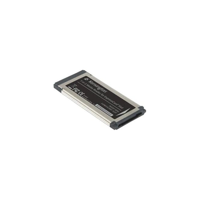 Kensington Used 7-in-1 ExpressCard Media Reader