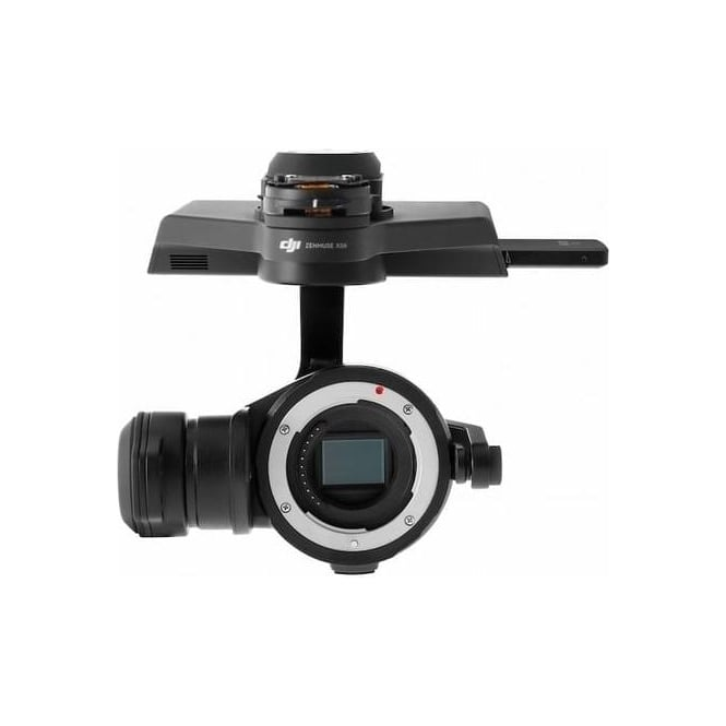 DJI Zenmuse X5R part1 Gimbal and Camera Lens Excluded