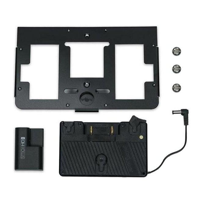 SmallHD SHD-PWRBB700-GMDCA-KIT Gold Mount Battery Bracket Kit