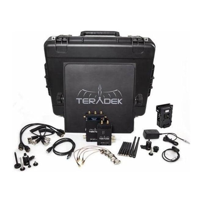 Teradek TER-BOLT-995-1V Deluxe SDI | HDMI Wireless Video Tranceiver Set - V Mount 3000ft