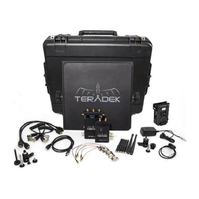 Teradek TER-BOLT-990-1V Bolt 2000 Deluxe Kit - V-Mount