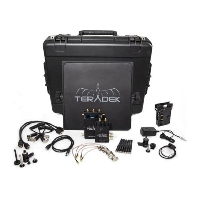 Teradek TER-BOLT-960-1G Bolt 600 Deluxe Kit - Gold Mount
