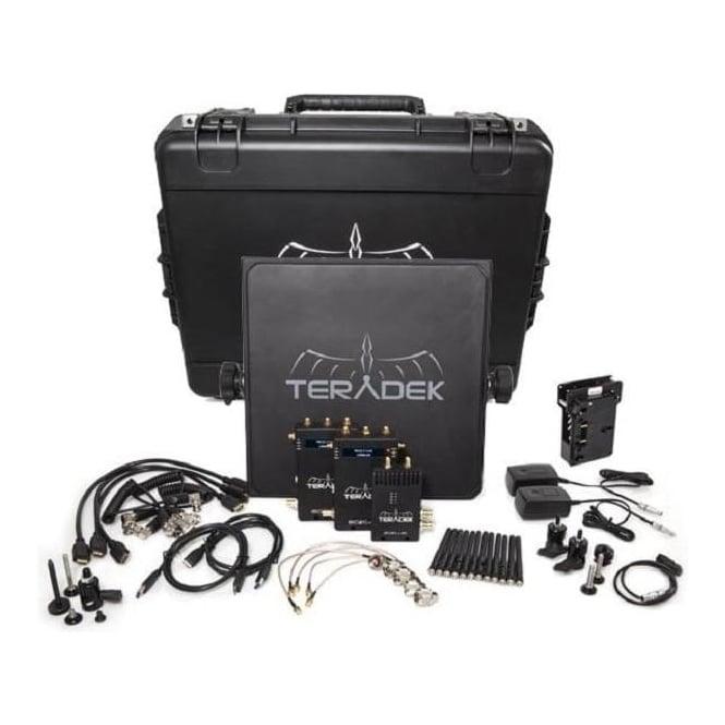 Teradek TER-BOLT-960-2G Bolt 600 Deluxe Kit - Gold Mount 2 x RX
