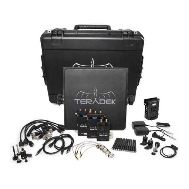 Teradek TER-BOLT-960-2V Bolt 600 Deluxe Kit - V-Mount 2 x RX