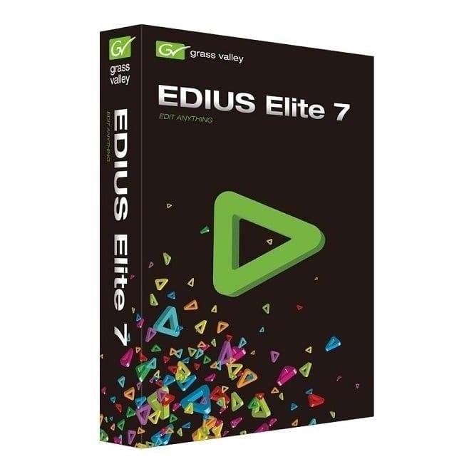 EDIUS Pro 7 Crack Plus Serial Key 2016 Full Version Free
