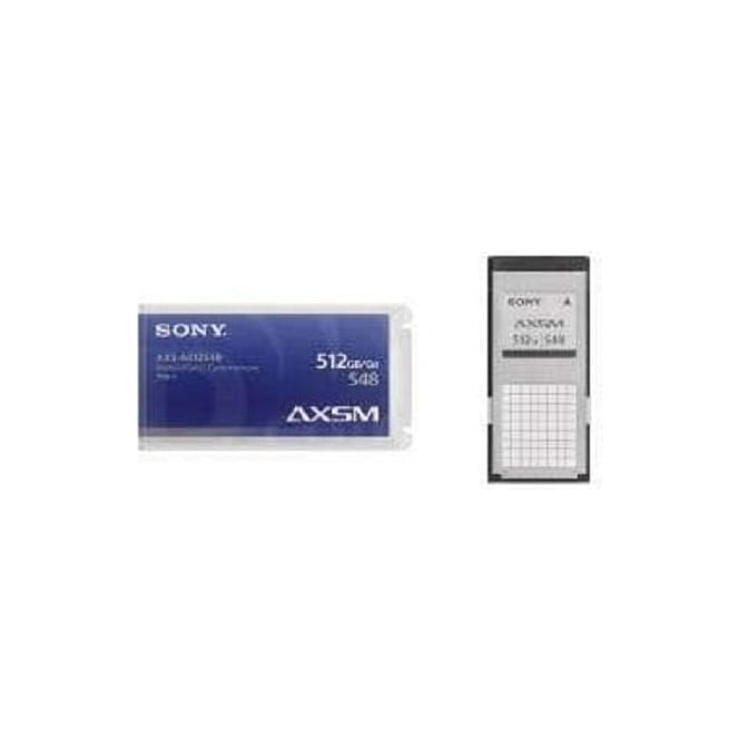 Sony AXS-A512S48 AXS 512GB Memory A Series Card