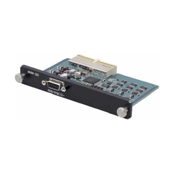 Sony BRBK-301 Analog Component/RGB Card Option