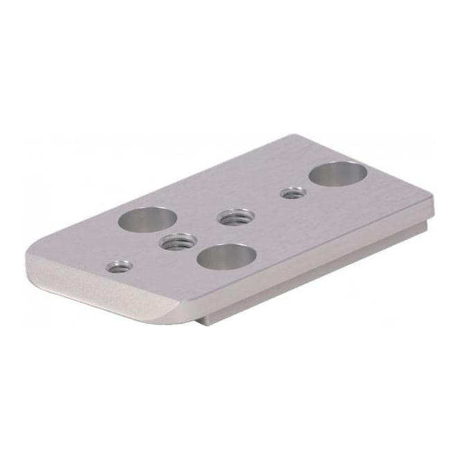 Vocas 0350-1025 Separate Flat base plate SHORT for F55 shoulder base plate