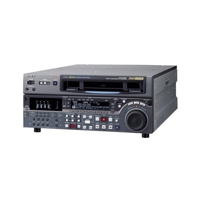 Sony DVW-M2000P Digital Betacam PAL Multiformat VTR
