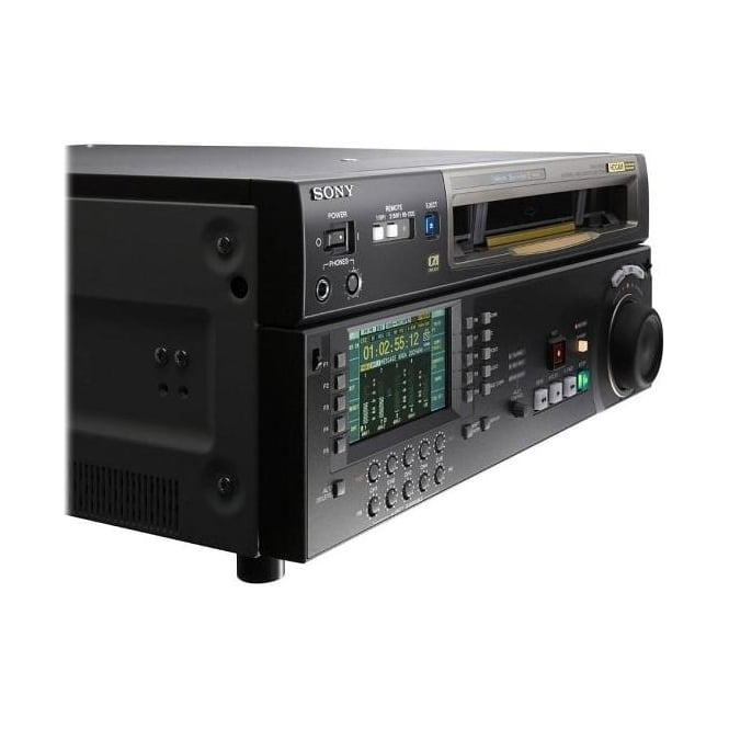 Sony HDW-D1800 CineAlta HDCAM Studio Editing Recorder