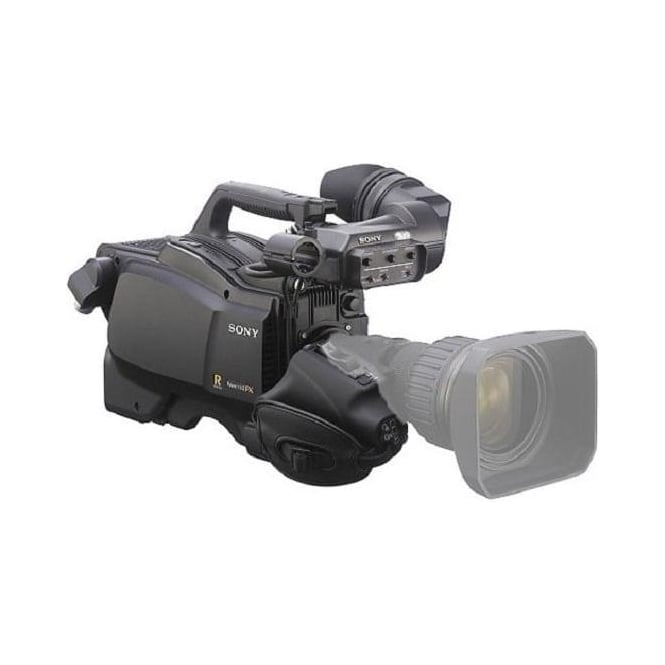 Sony HSC-100RT/4E Digital Triax Broadcast Camera