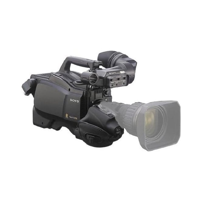 Sony HSC-100RT/4M Digital Triax Broadcast Camera