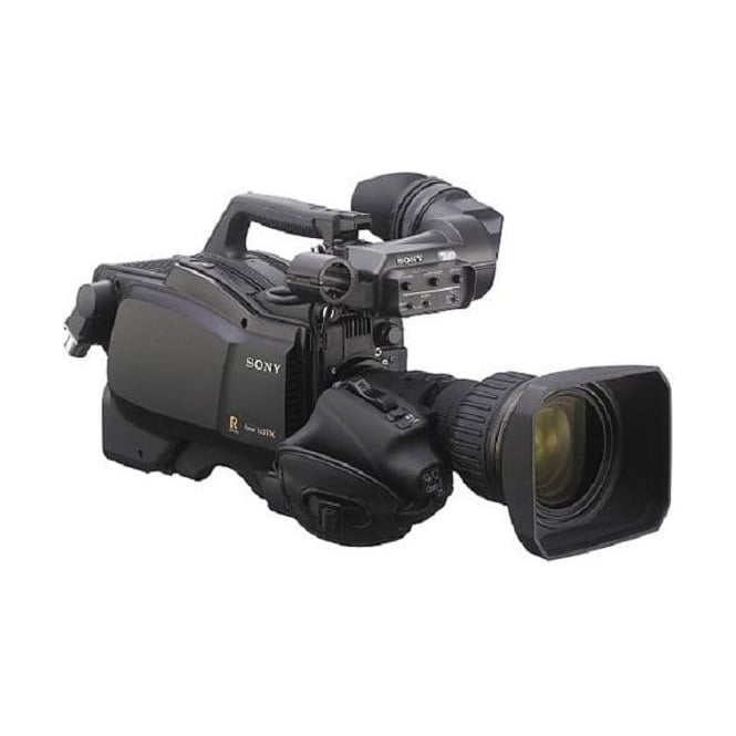 Sony HSC-300RT/4E Digital Triax Broadcast Camera
