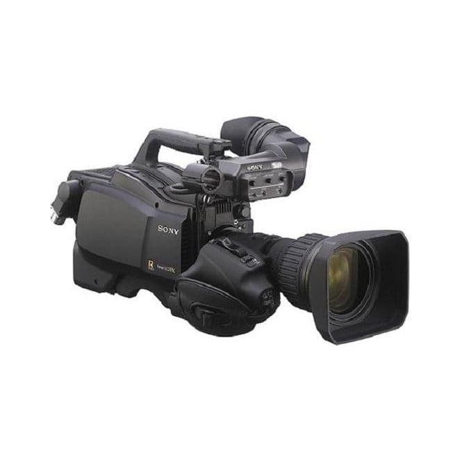 Sony HSC-300RT/4M Digital Triax Broadcast Camera