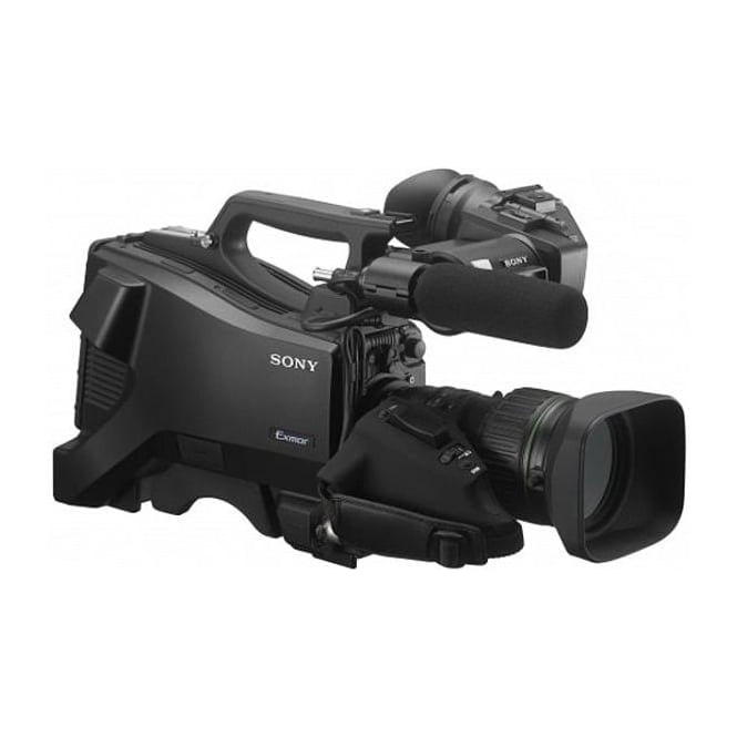 "Sony HXC-FB75PK 2/3"" Exmor SD/HD Studio Camera with a Fibre CCU"