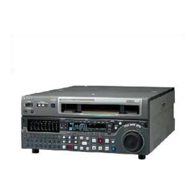 Sony MSW-A2000P/1 MPEG IMX Recorder with Betacam SP and SX playback