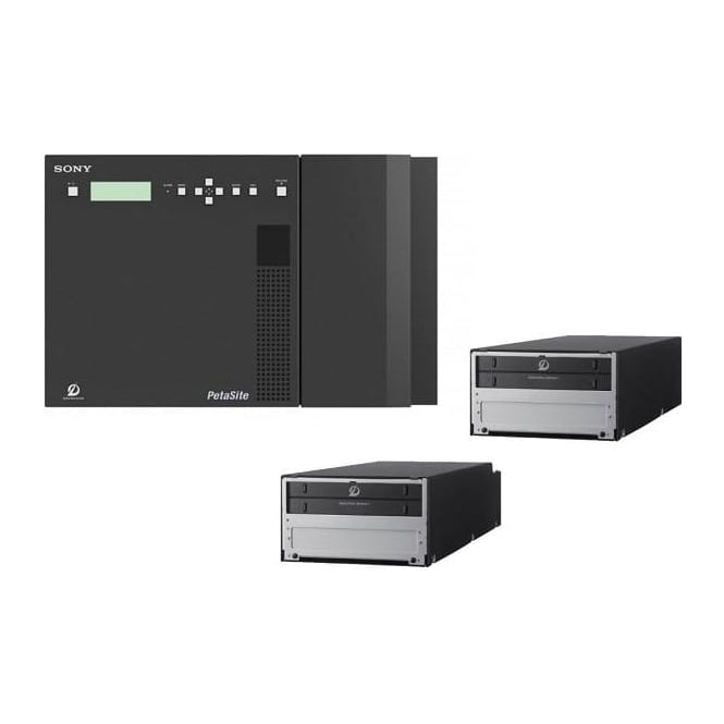 Sony ODS-L30M/PACK2 PetaSite Optical Disc Archive Master Library Unit - Pack 2