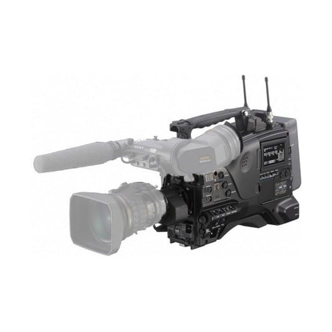 Sony PDW-850//U XDCAM HD422 Ultimate Professional Disc Camcorder
