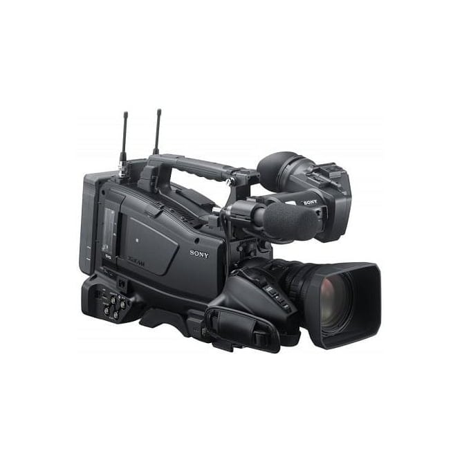 Sony PXW-X400KC//U 2/3-inch Professional XDCAM Camcorder with 20x Zoom Lens