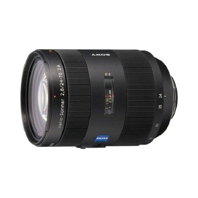 Sony SAL2470Z.AE 24-70mm f/2.8 Carl Zeiss T* Alpha A-Mount Standard Zoom Lens