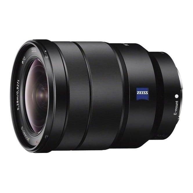 Sony SEL1635Z.SYX Vario-Tessar T* FE 16-35mm F4 ZA OSS Full-Frame Zoom Lens