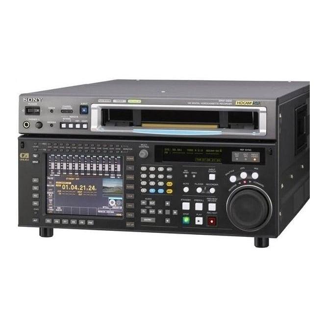 Sony SRW-5800/2 HDCAM-SR Studio Recorder