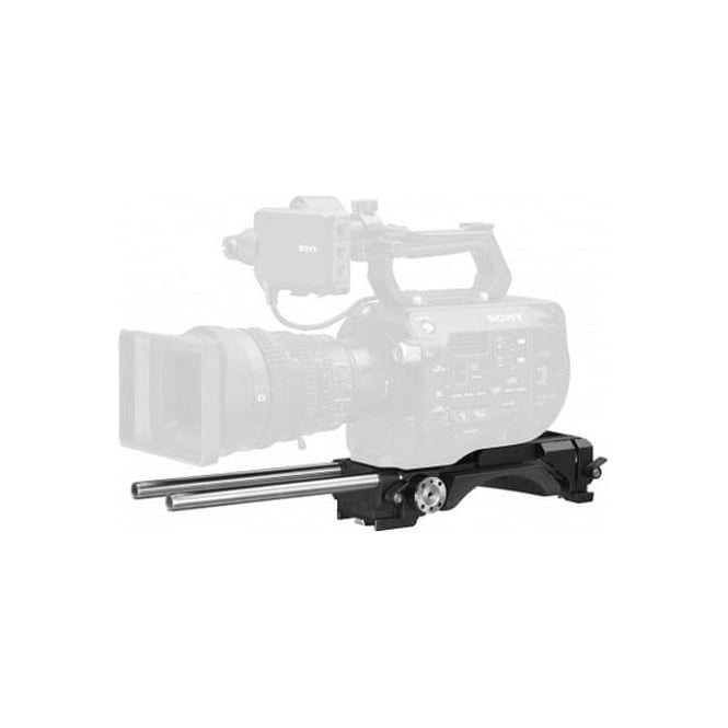 Sony VCT-FS7 Lightweight 15mm Rods & Adjustable Shoulder Pad