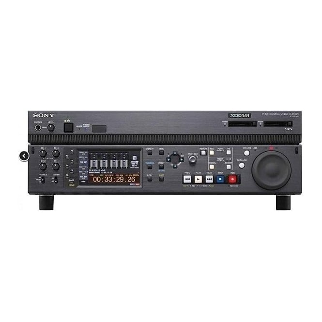 Sony XDS-1000 XDCAM Deck / IT Server