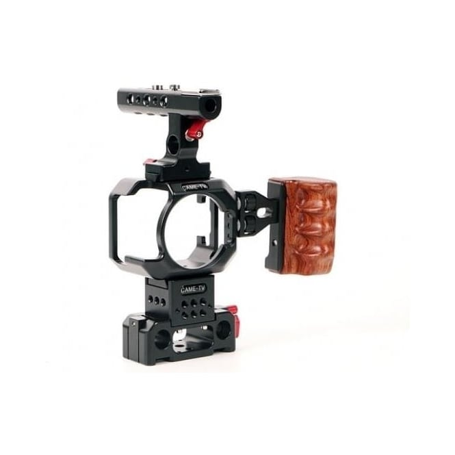 CAME-TV H-BMMCC Cage For Blackmagic Micro Cinema Camera