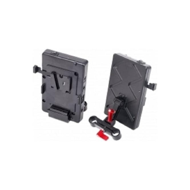 CAME-TV VM02 V-Mount Battery Plate Include Connection Cable
