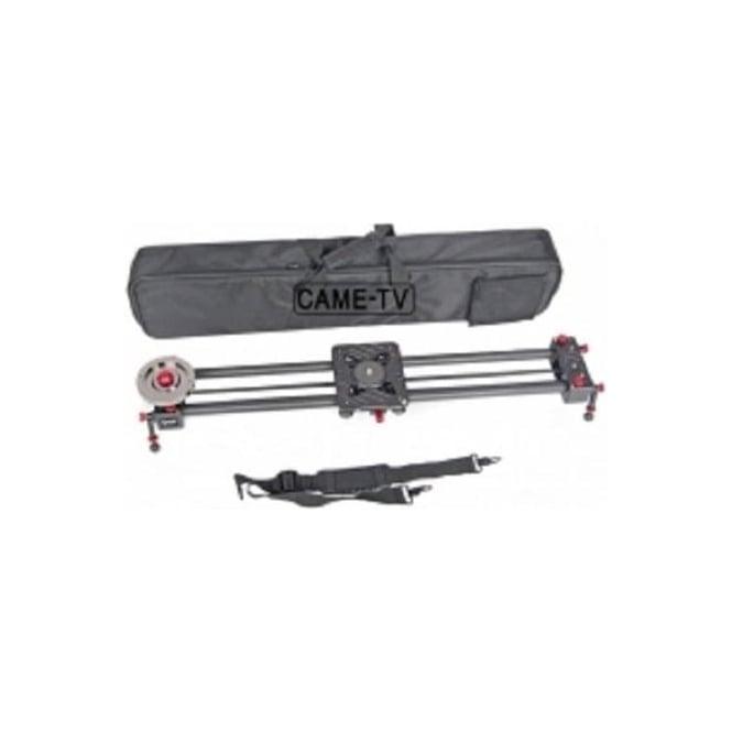 CAME-TV CAME-80T Carbon Fiber DSLR Camera Slider Track Video Stabilizer
