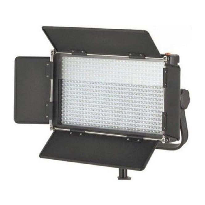CAME-TV L576SB13 576 LED Light Dimmable Bi-Color 5600K 3200K Digital Display